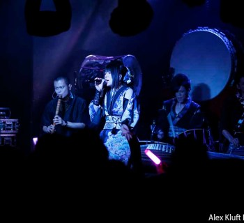 Wagakki Band photo Alex Kluft