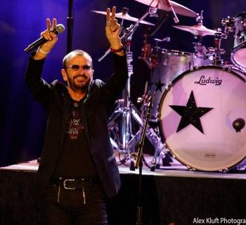 Ringo Starr at The Greek photo Alex Kluft