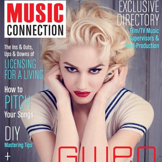 Gwen Stefani cover story