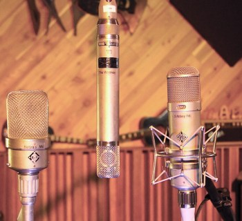 Aspen's Place Recording offering legendary mics