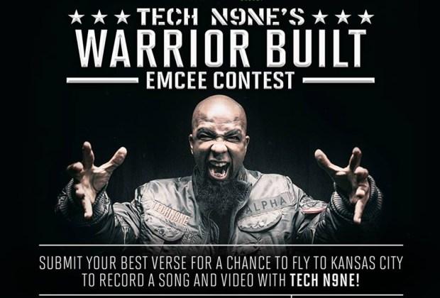 Tech n9ne emcee contest