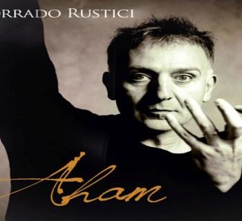 """Corrado Rustici """"Aham"""" music album review"""
