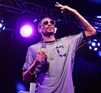 Labor Day Music Festival, Snoop Dogg - photo by Alex Seyum