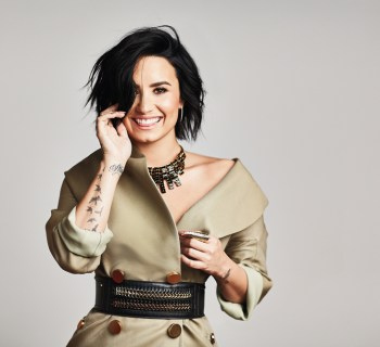 Demi Lovato Joins CAST Centers photo from demigallery.com