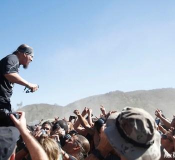 Ozzfest Meets Knotfest at San Manuel Amphitheater - photo by Alex Kluft