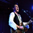 Reeve Carney at Molly Malone's - photo by Siri Svay
