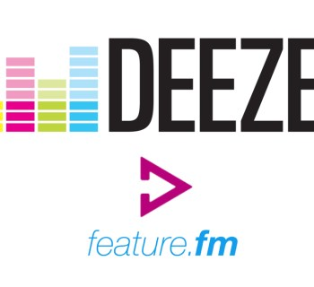 Deezer and feature.fm partner for streaming service