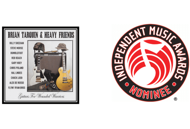 Brian Tarquin nominated for Independent Music Awards