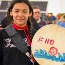Third Man Books teams with Standing Rock Defenders of Water School - photo by Rafael Rodriguez