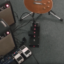 rockn stompn dual guitar amp setup with rs-4 sequencer