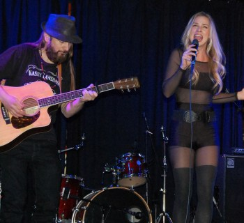 Kasey Lansdale - live review - photo by Brett Callwood