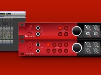 Focusrite Simplifies Red Pro Tools