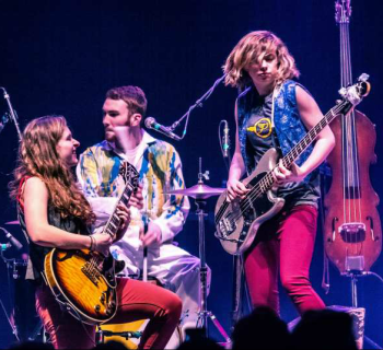Sony Masterworks signs The Accidentals