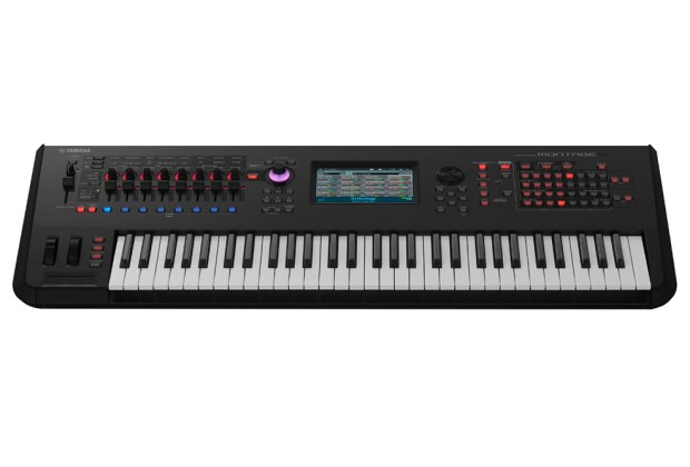 Yamaha Montage motion Control Synth - music gear review