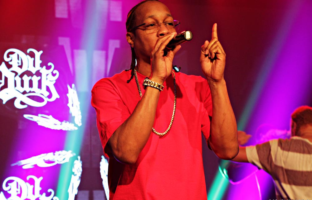 DJ Quik at SIR in Hollywood, CA - photo by Xxposure Photography