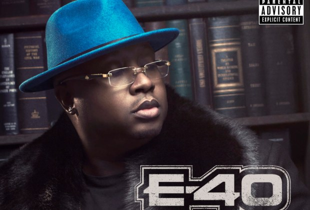 """E-40 """"The D-Boy Diary Book 1 and 2"""" - music album review"""