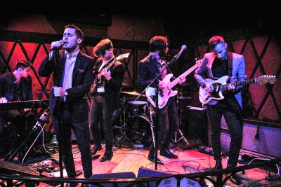 Palmas at Rockwood Hall - live review - photo credit: Mark Shiwolich