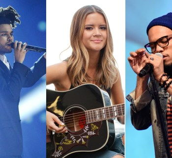 Maren Morris, The Weeknd, Anderson .Paak performing 59th grammy awards