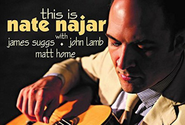 Nate Najar music album review