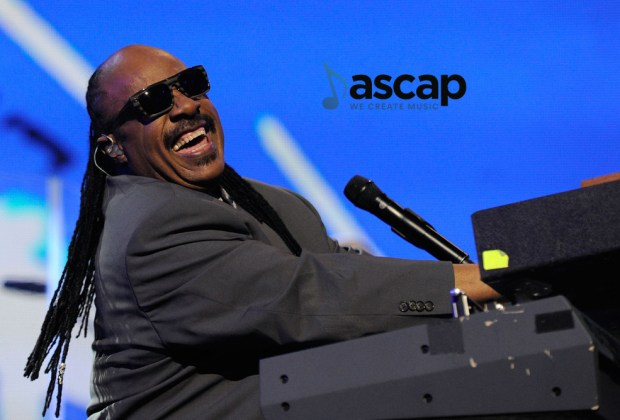 Stevie Wonder Keynote Speaker at ASCAP Expo
