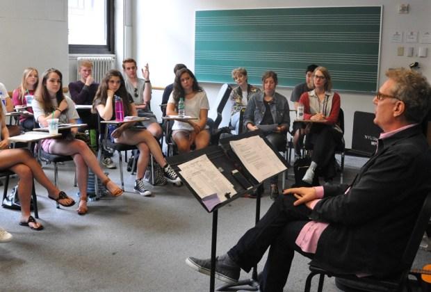 Song Arts Academy in NY