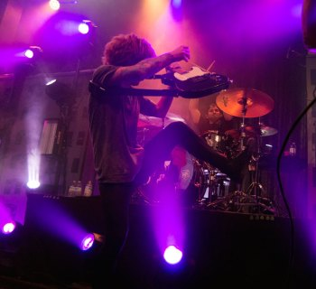 Mayday Parade at the Regent Theatre in Los Angeles, CA - photo by Victoria Patneaude