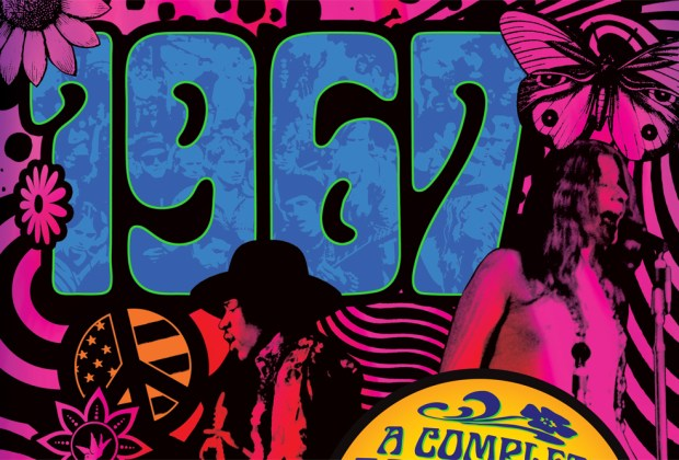 1967: A Complete Rock Music History book