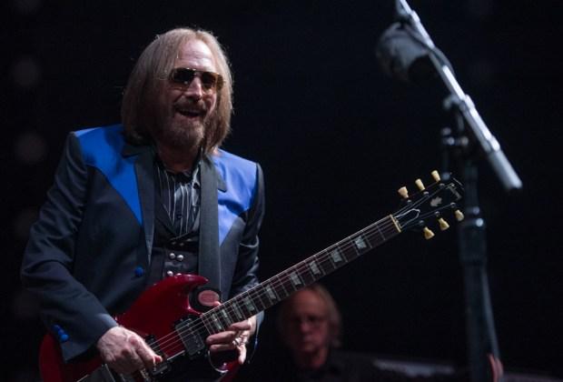 Tom Petty at the Bridgestone Arena in Nashville, TN - photo credit: JB Brookman