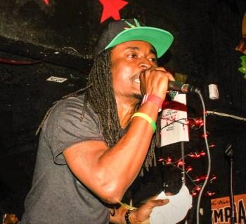 MrGBLAZE live review - photo credit: Rosario Diaz