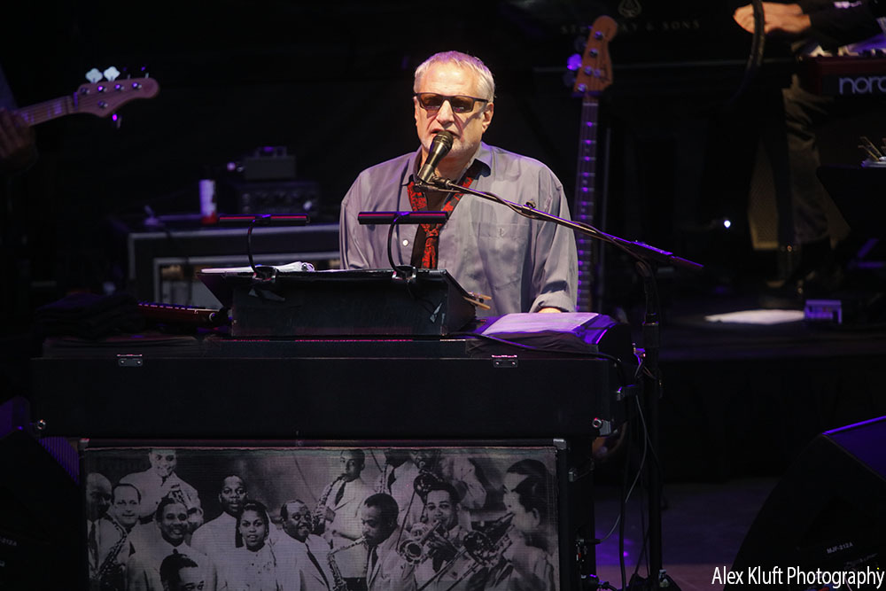 Steely Dan at Santa Barbara Bowl - photo credit: Alex Kluft