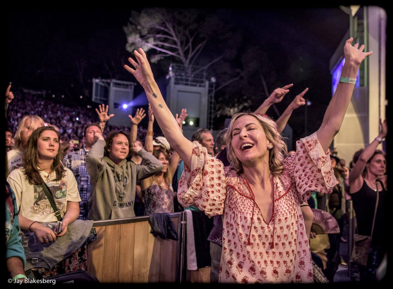 Dead n Co photographed at Hollywood Bowl in Los Angeles, CA June 1, 2017©Jay Blakesberg