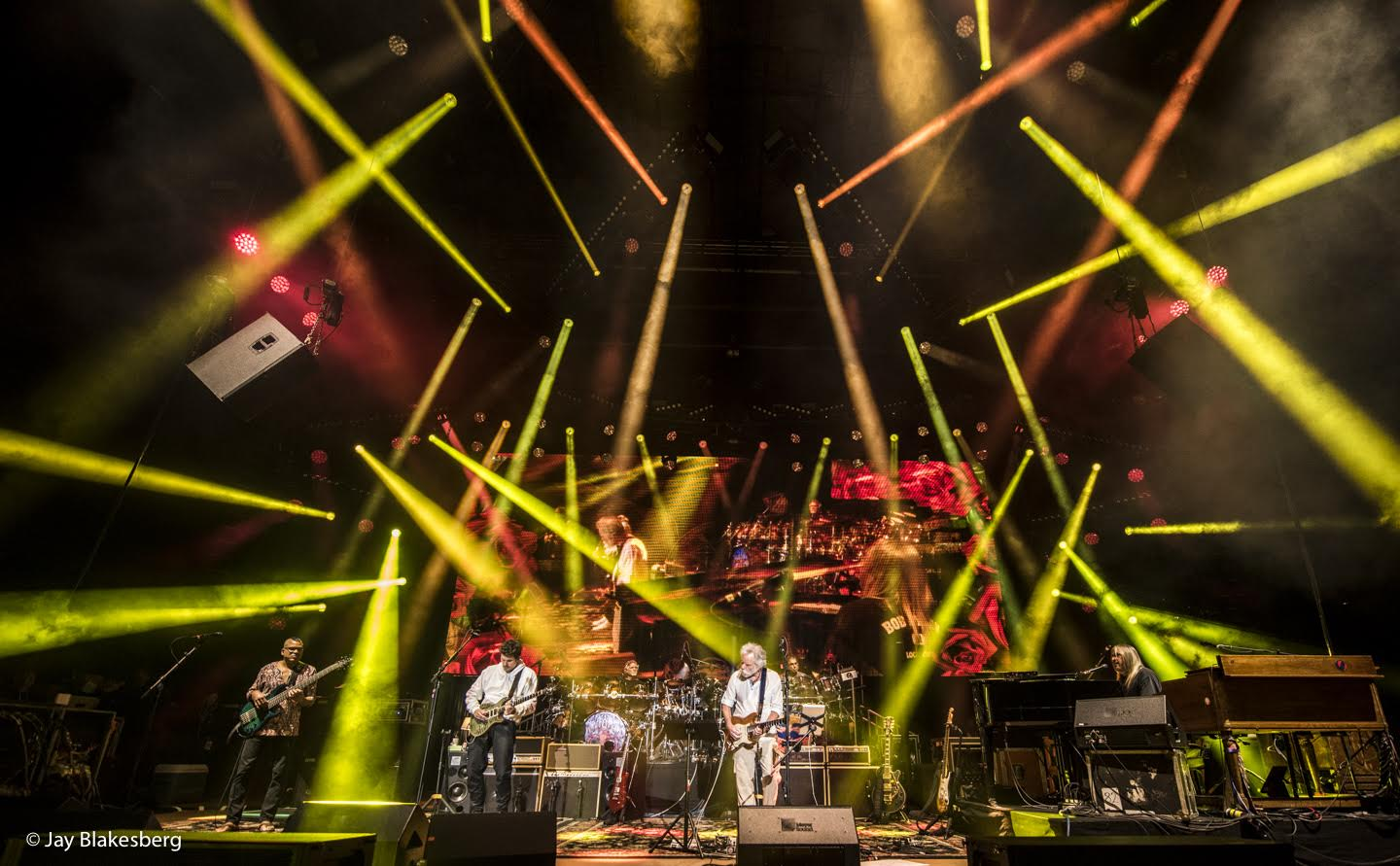 Dead n Co photographed at Shoreline Amphitheatre in Mountain View, CA June 3, 2017©Jay Blakesberg