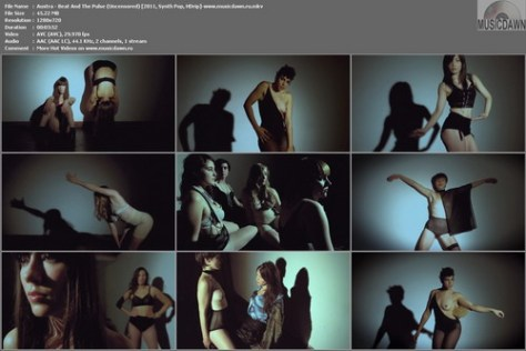 Austra - Beat And The Pulse (Uncensored) {2011, Synth Pop, HD 720p}