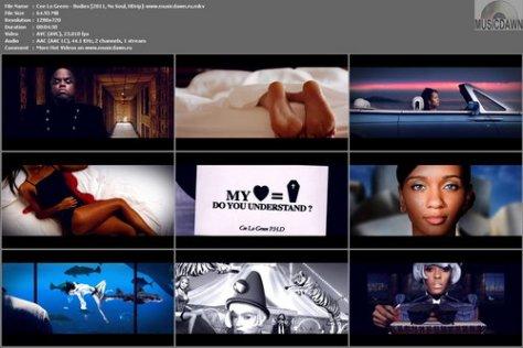 Cee Lo Green - Bodies (2011, Nu Soul, HDrip)