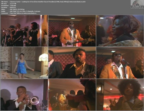 Clarence Carter – Looking For A Fox [1998, Soul, DVDrip] Music Video