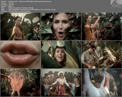 Emiliana Torrini - Jungle Drum (2009, DVDrip, Indie Pop)