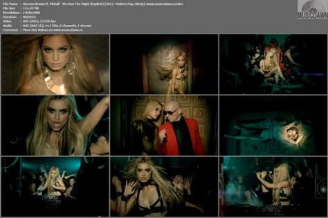 Havana Brown ft. Pitbull - We Run The Night (2012, Modern Pop, HD 1080p)