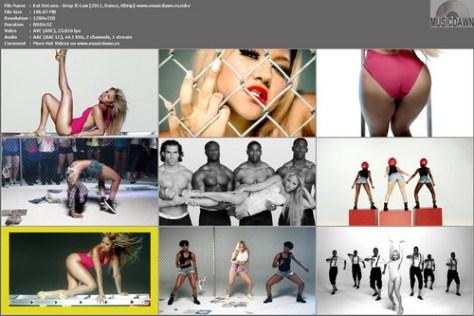 Kat DeLuna - Drop It Low (2011, Dance, HD 720p)