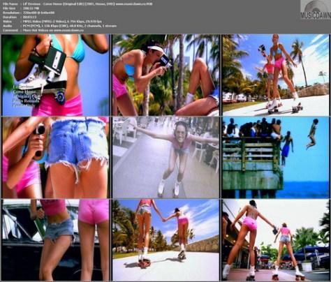 Lil' Devious – Come Home (Original Edit) [2001, DVD-VOB] Music Video