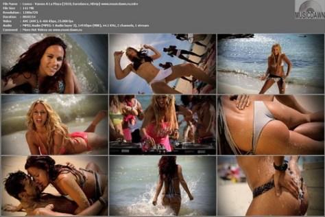 Loona - Vamos A La Playa (2010, Eurodance, HD 720p)