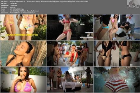 Magnate Y Valentino Ft. J Alvarez, Nova Y Jory – Boom Boom (Remix) [2011, HD 1080p] Music Video