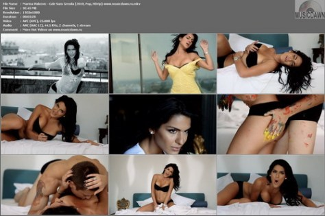 Marina Viskovic – Gde Sam Gresila [2010, HD 1080p] Music Video