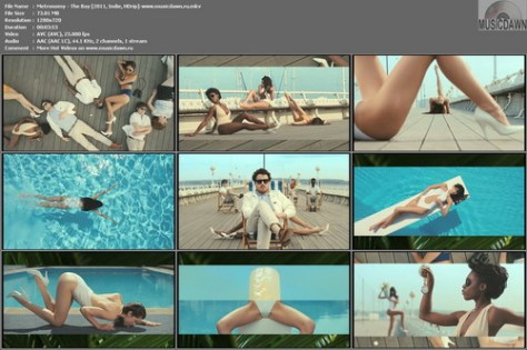 Metronomy – The Bay [2011, HD 720p] Music Video