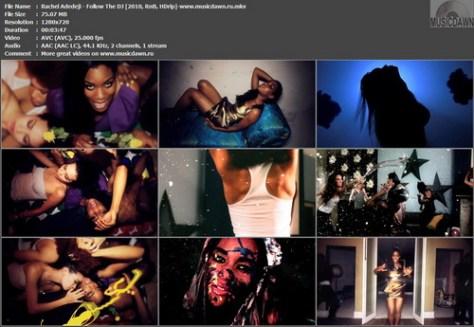 Rachel Adedeji – Follow The DJ [2010, HDrip] Music Video (Re:Up)