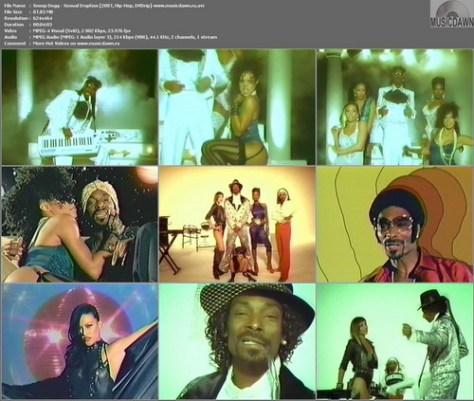 Snoop Dogg – Sexual Eruption / Sensual Seduction [2007, DVDrip] Music Video (Re:Up)