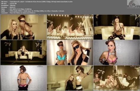Таня Боева feat. Lady B - За доброто старо време | Tania Boeva ft. Lady B - Za Dobroto Staro Vreme (2009)
