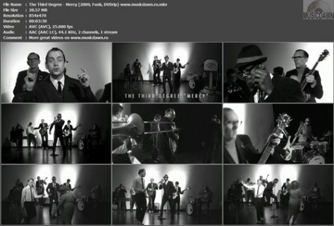 The Third Degree - Mercy (2009, Funk, DVDrip)