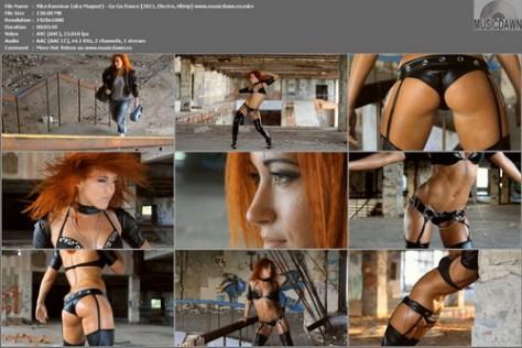 Vika Konvisar (aka Magnet) - Go Go Dance (2011, Electro, HD 1080p)