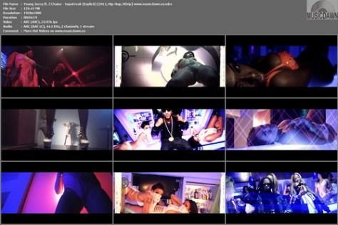 Young Jeezy ft. 2 Chainz - SupaFreak (2012, Hip-Hop, HD 1080p)