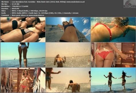 Lora Karadjova feat. Goodslav – Neka Bude Liato [2010, DVDrip] Music Video (Re:Up)